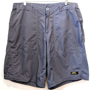 Chlorophylle men's nylon grey shorts XXL